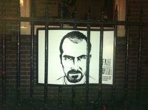 #FreeBassel. Image par @marli_k